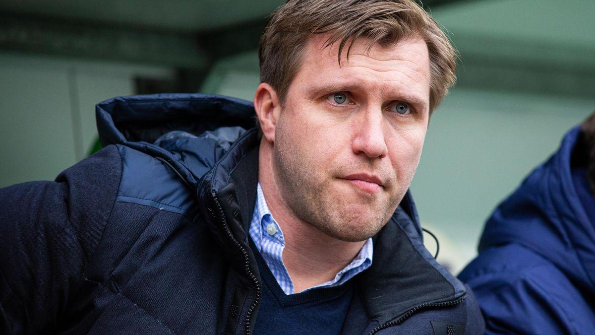 RB-Sportdirektor Markus Krösche