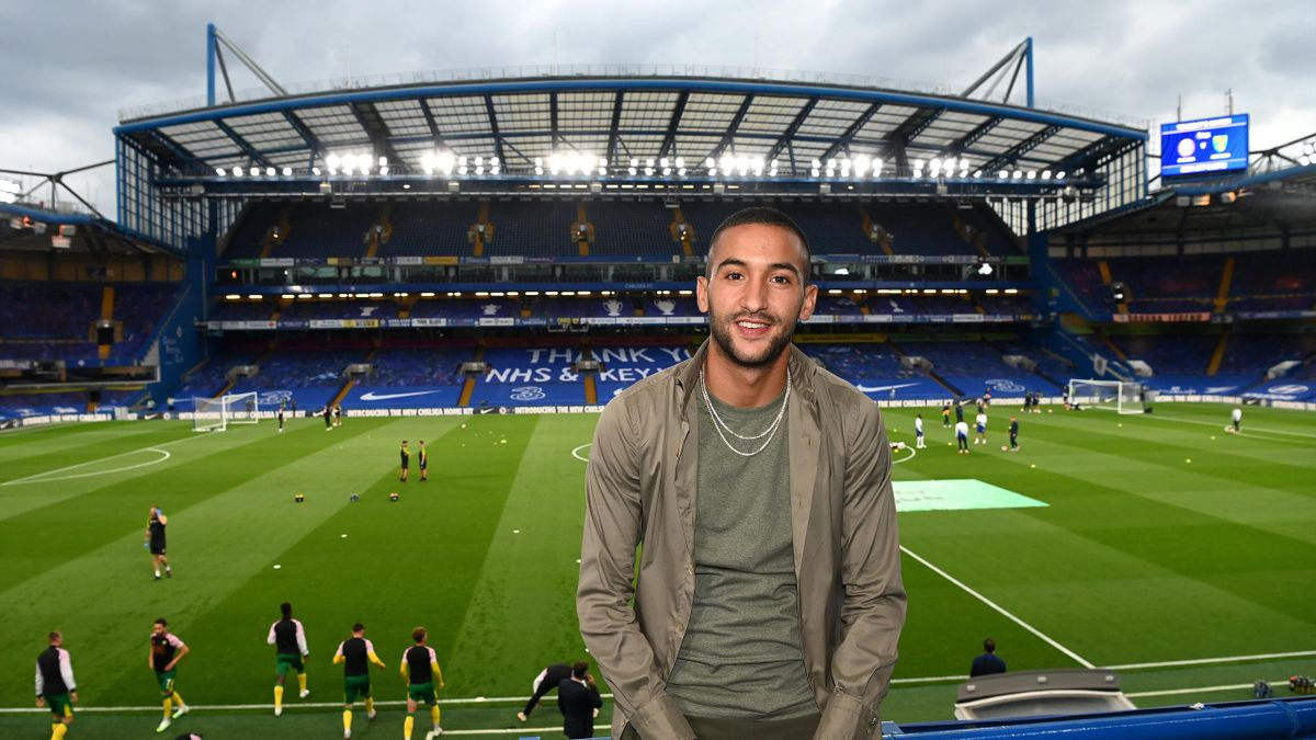 The Magician Who Can Bring The House Down How Hakim Ziyech Will Fit In At Chelsea Eurosport