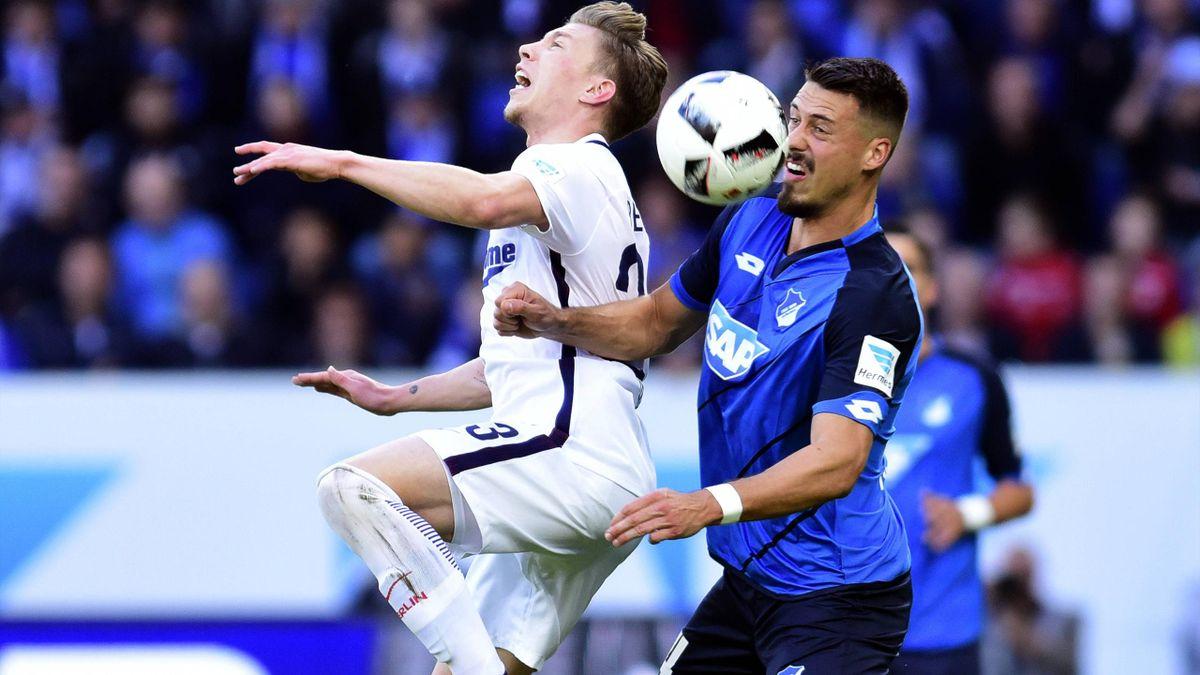 TSG Hoffenheim gegen Hertha BSC
