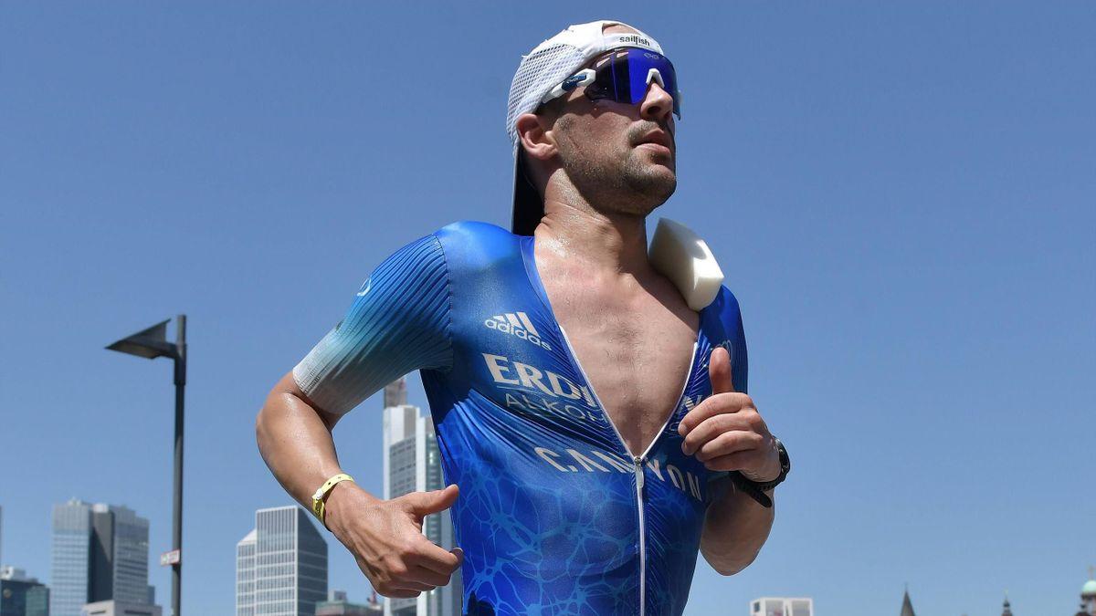 Patrick Lange gewinnt den Ironman in Tulsa