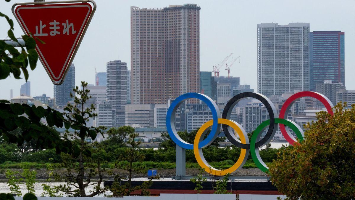 Die Olympischen Spiele sollen im Sommer in Tokio stattfinden
