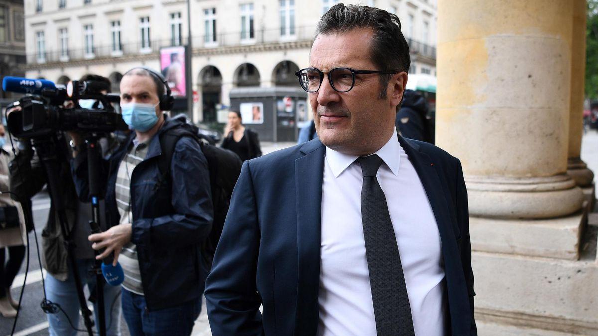 Didier Quillot à Paris en 2020
