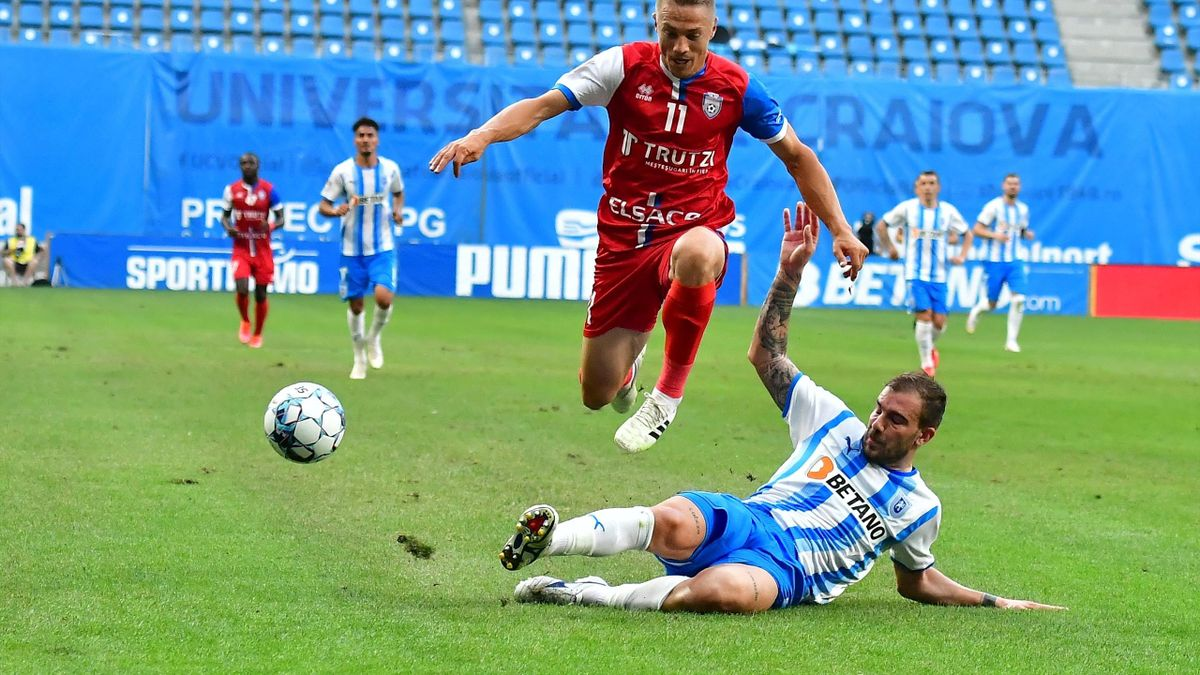 FC Botoșani a câștigat la Craiova