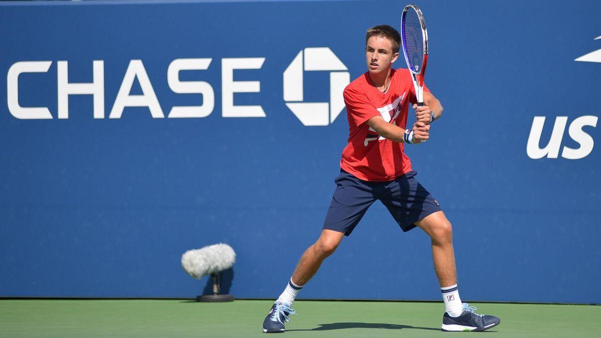 Zachary Svajda, US Open
