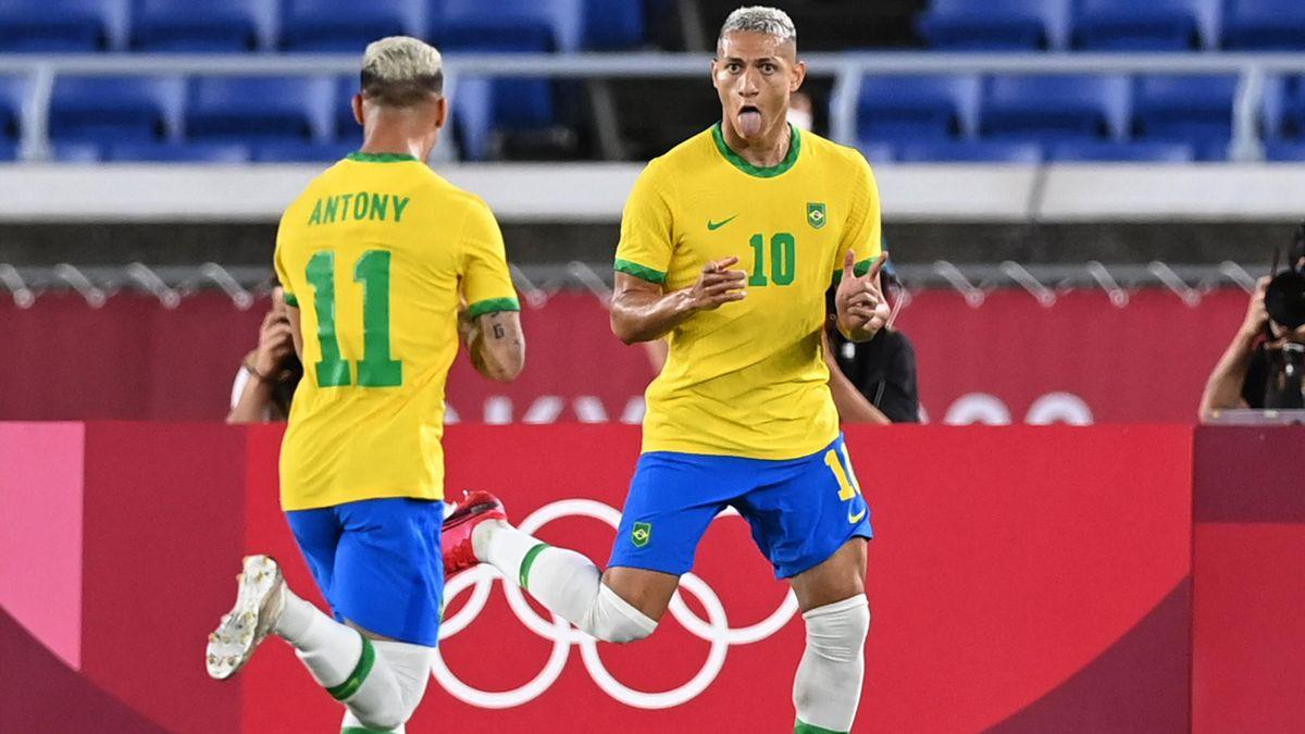 Brazil beat Germany 4-2 - as it happened