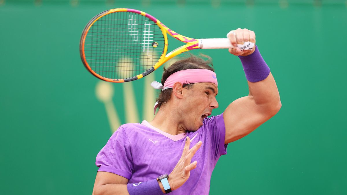 Rafael Nadal à Monte-Carlo (2021)