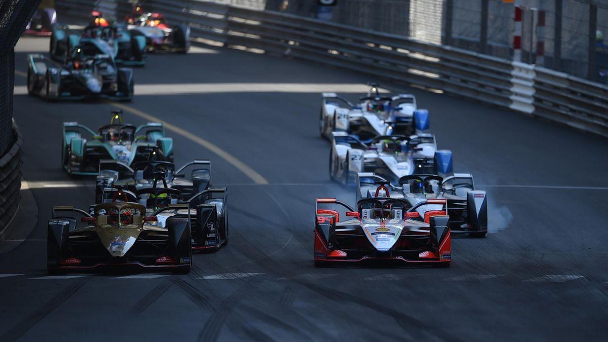 Die Formel E plant 2021 ein Rennen in Monaco