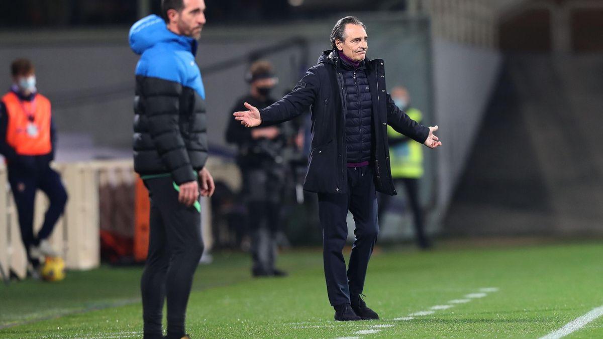 Cesare Prandelli, Fiorentina-Inter