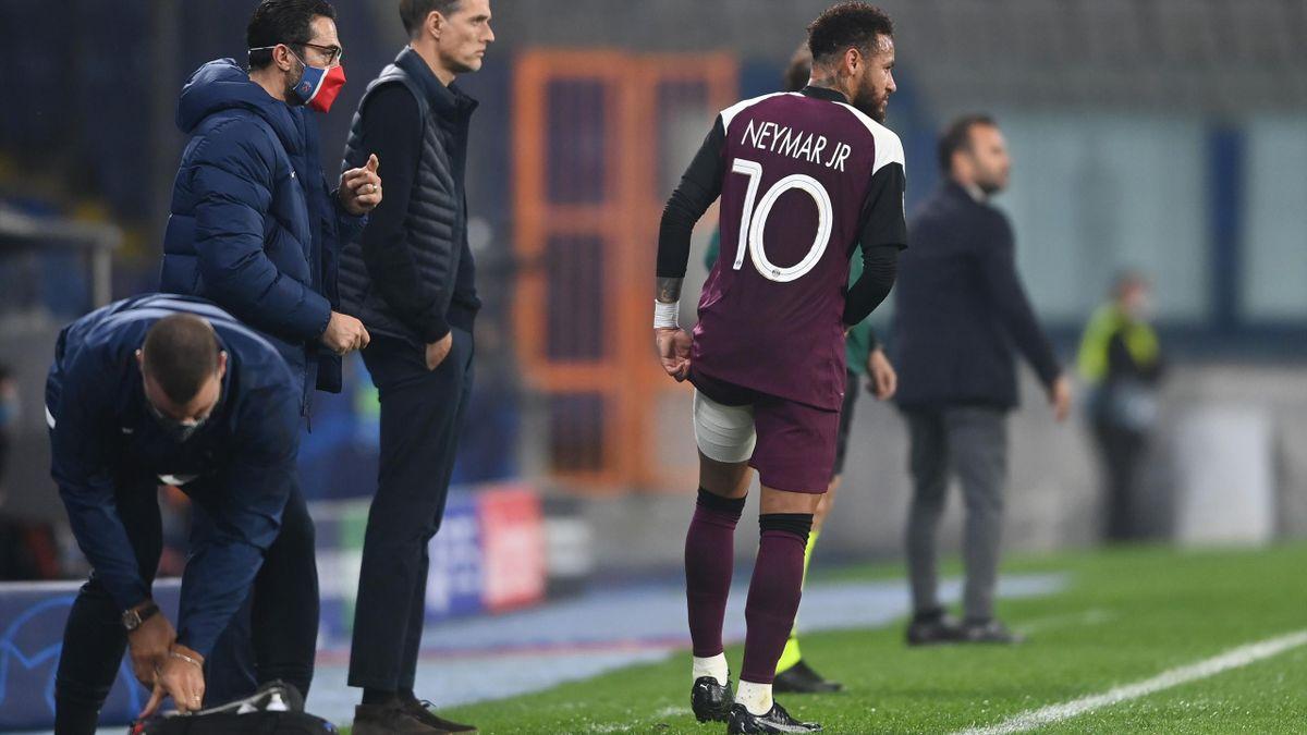Problemi per Neymar, Basaksehir-PSG