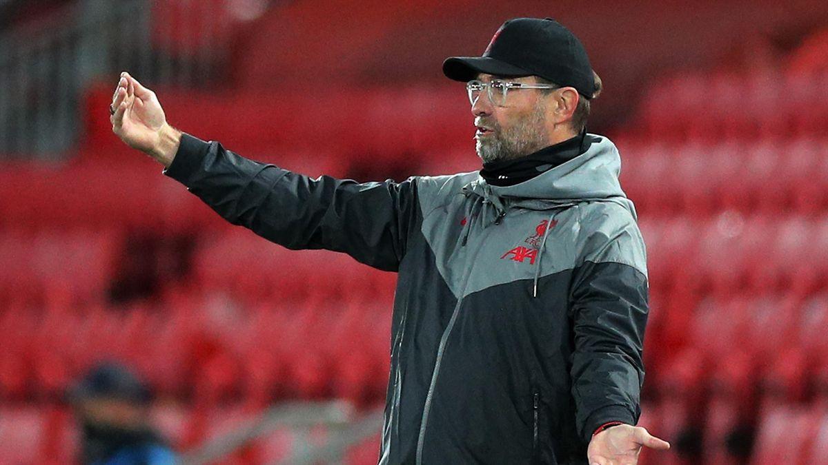 Jurgen Klopp, antrenorul lui FC Liverpool