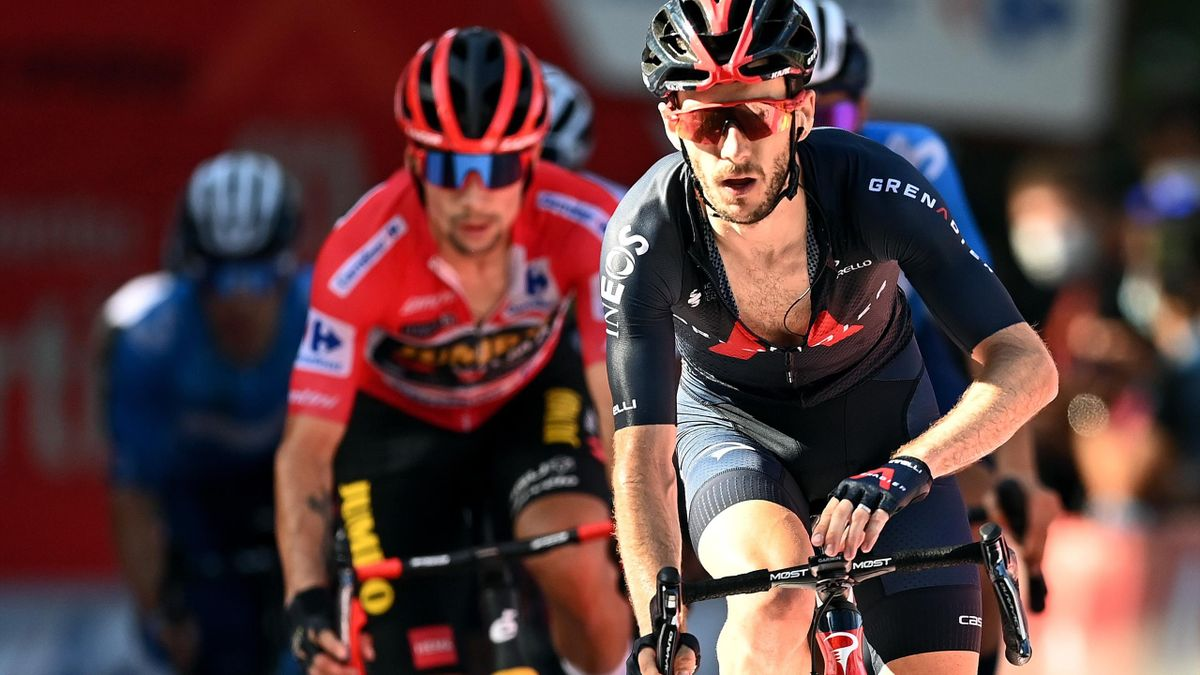 The atacking flair of Adam Yates will be integral to Ineos' attempts to unseat Roglic
