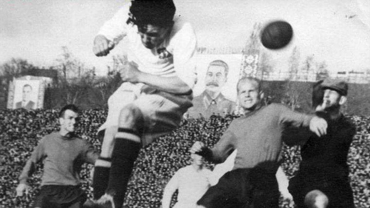 «Динамо Киев» – ЦДСА, 1951
