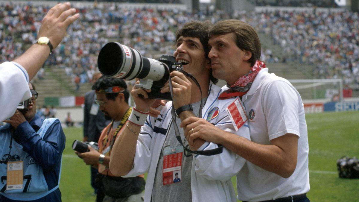 Paolo Rossi e Marco Tardelli