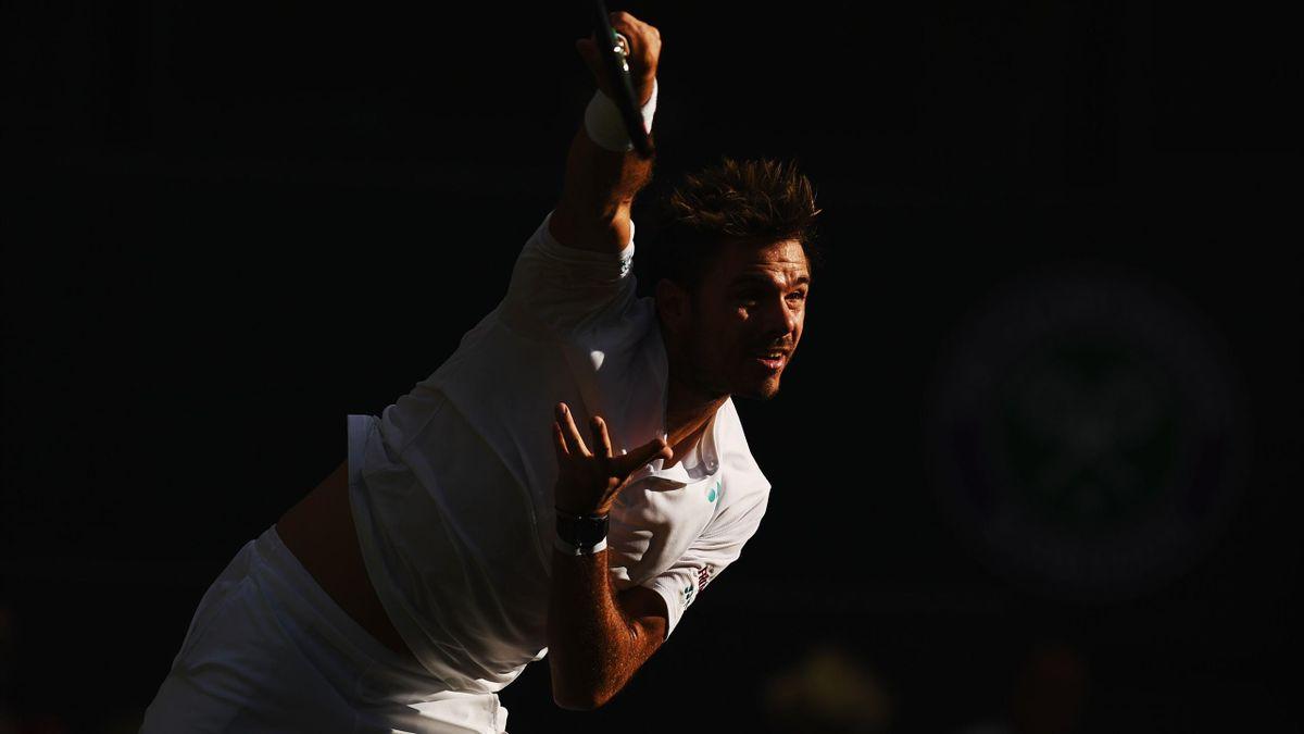 Stan Wawrinka - Wimbledon 2017