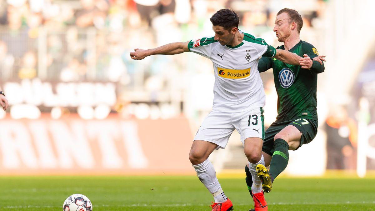 Bundesliga, Gladbach, Wolfsburg