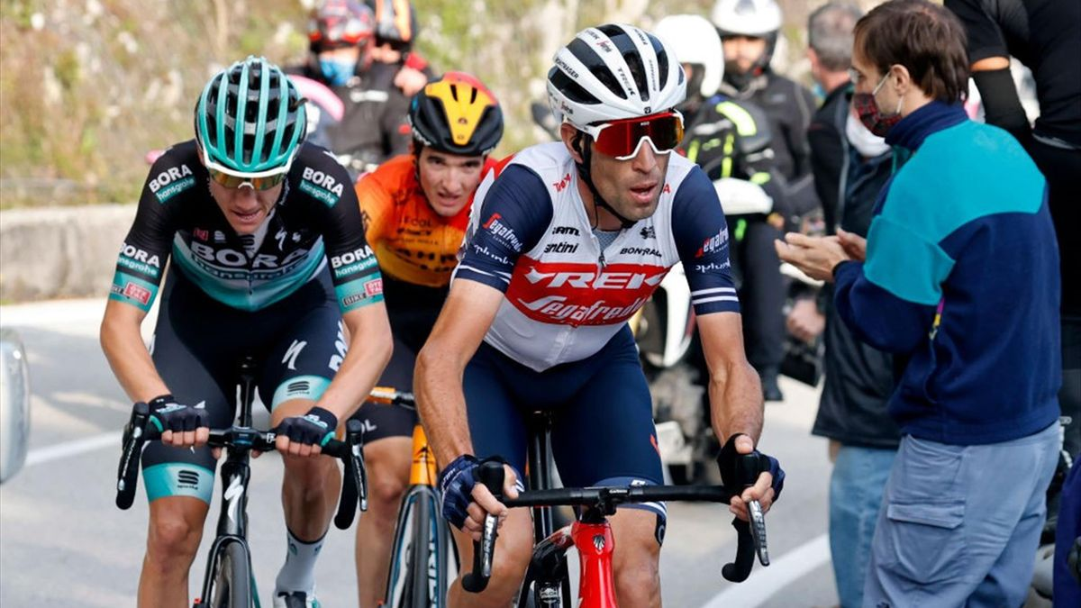 Vincenzo Nibali - Giro d'Italia 2020, stage 15 - Getty Images