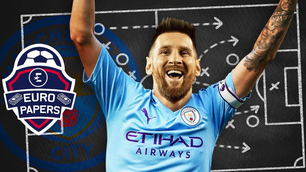 Messi e foarte aproape de Manchester City