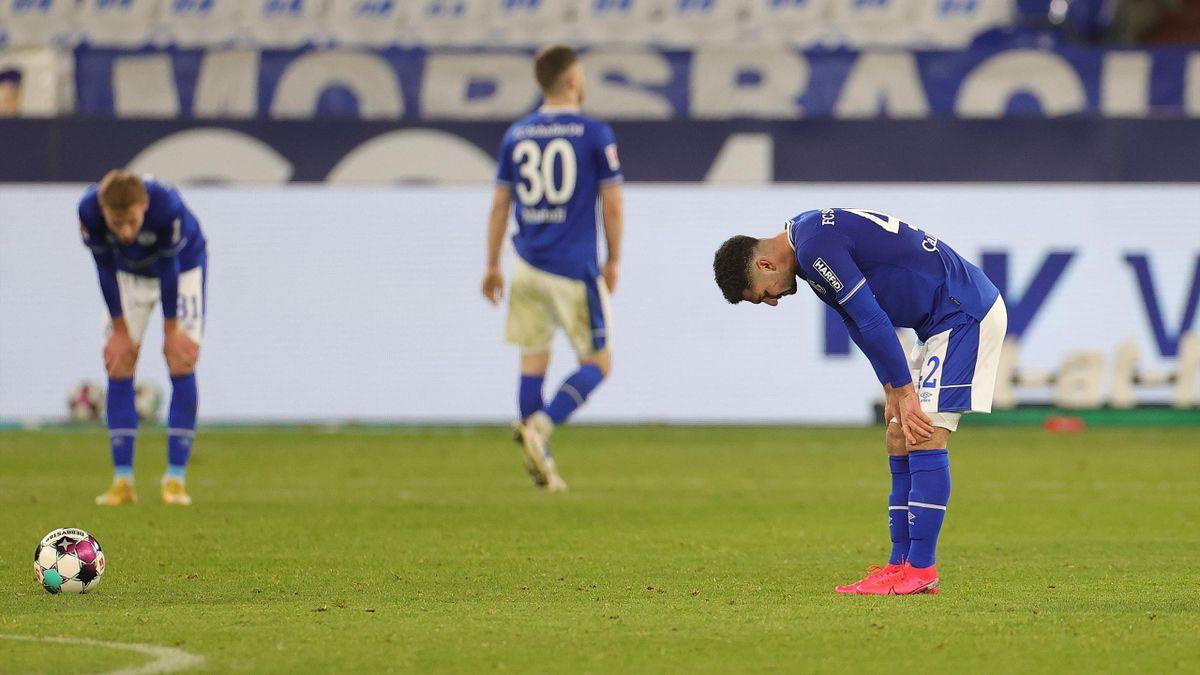 Der FC Schalke 04 ist aktuell mit zehn Punkten Tabellenletzter