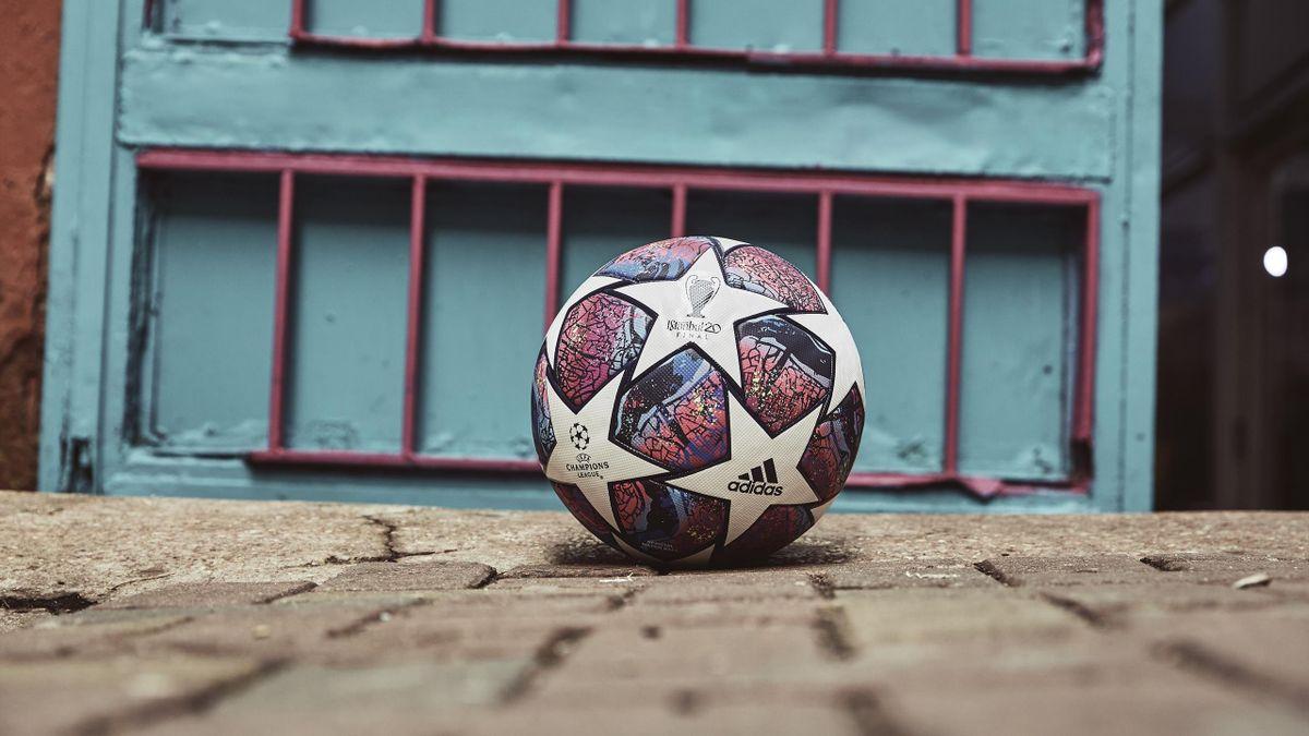 Ball Final Champions League 2020