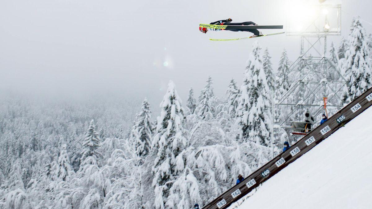Markus Eisenbichler - Qualifikation Skiflug-WM