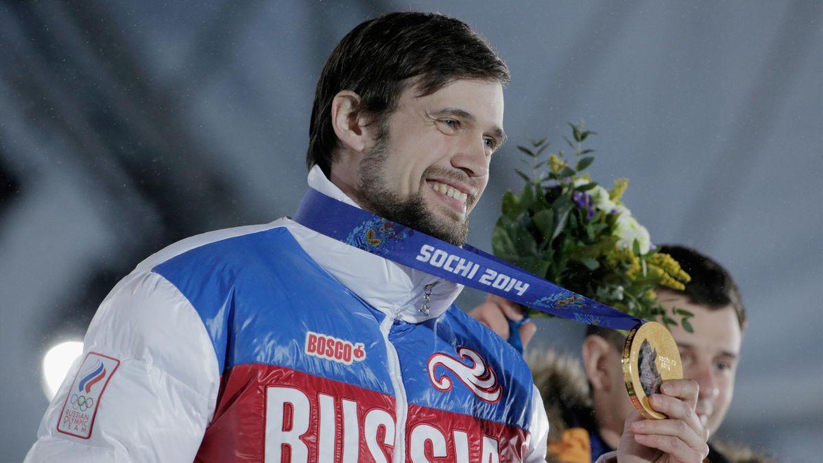 Alexander Tretyakov Sochi 2014