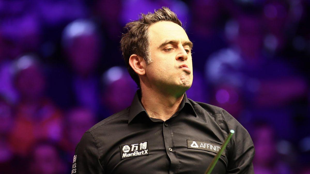 Ronnie O'Sullivan liegt im Finale der Scottish Open klar zurück