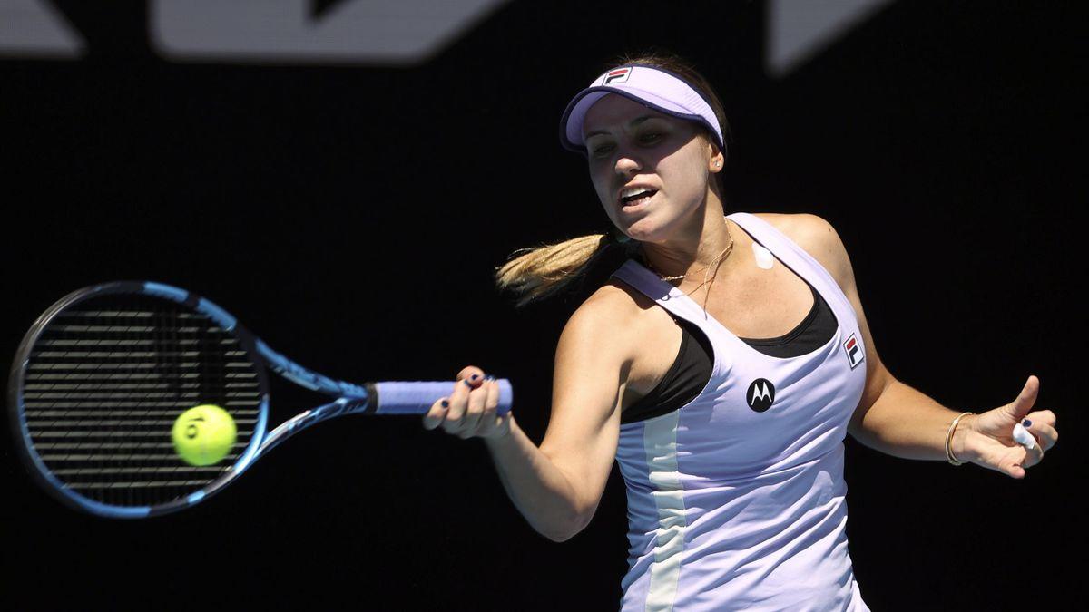 Sofia Kenin, campioana en-titre Australian Open