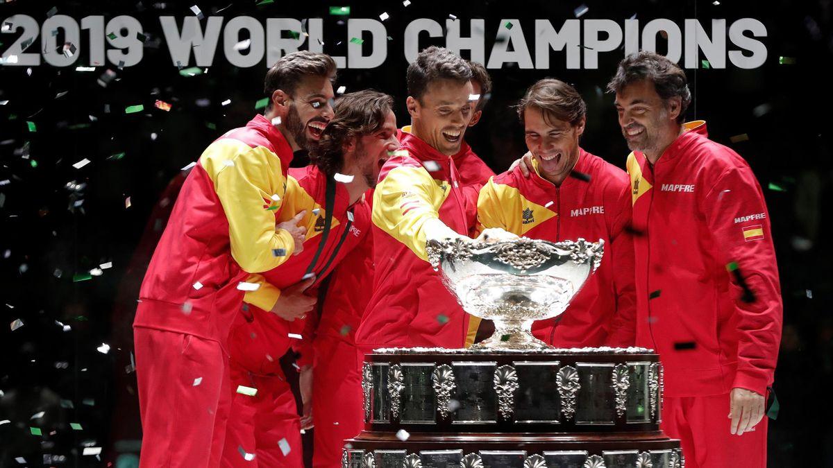 L'Espagne sacrée en Coupe Davis en 2019
