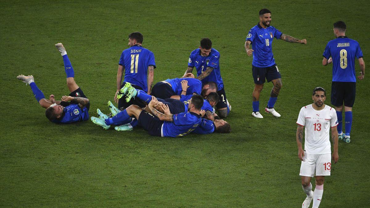 Italy vs. Switzerland