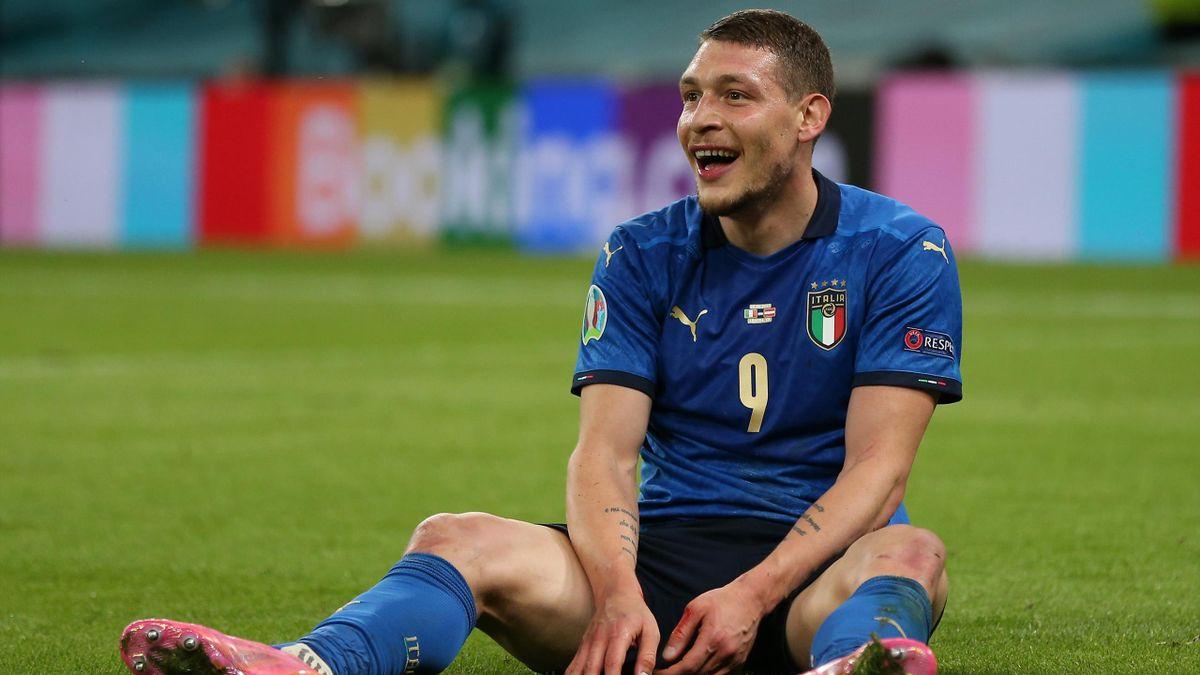 Italia-Austria, Euro 2020: Andrea Belotti (Getty Images)