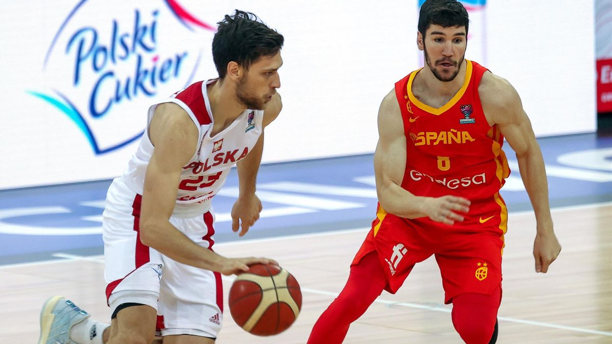 Michal Michalak (Polonia), Darío Brizuela (España)
