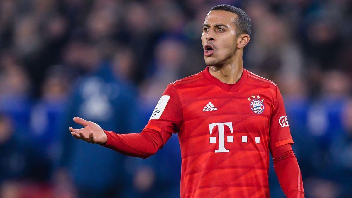 Thiago Alcántara (FC Bayern München)