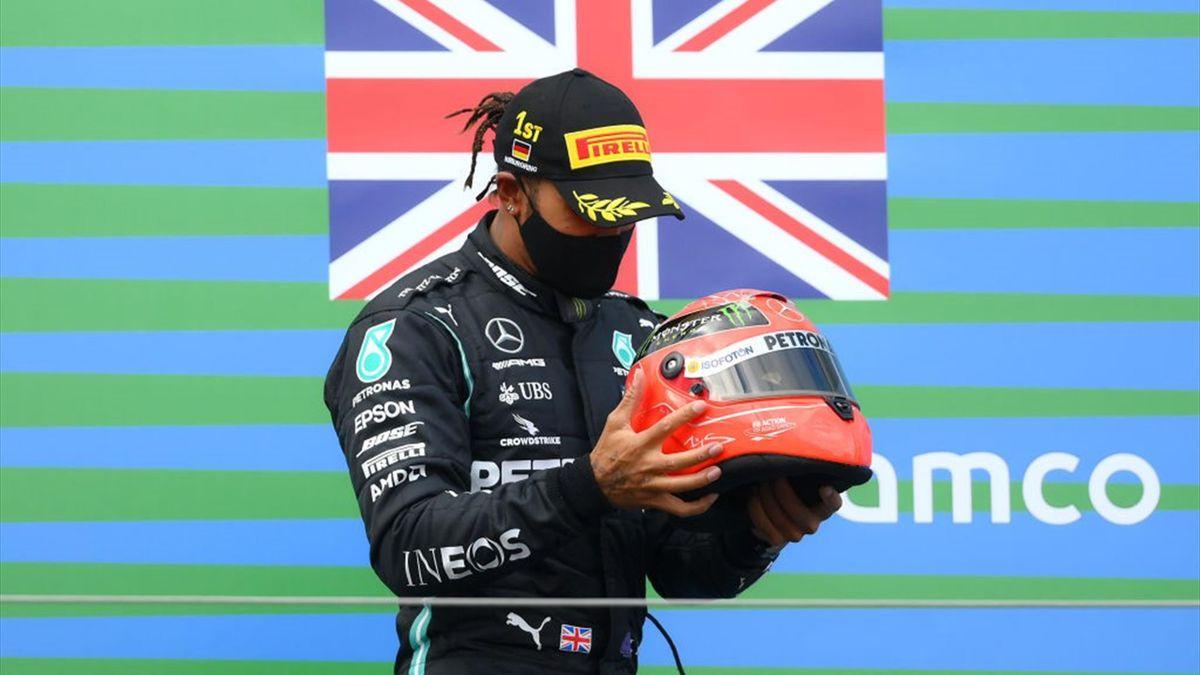Lewis Hamilton (Mercedes) - GP of Eifel 2020