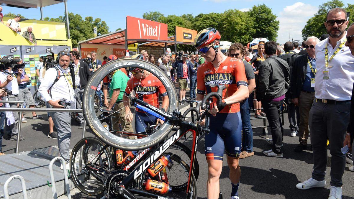 Tour De France 2019 News Mystery Surrounds Rohan Dennis Decision To Abandon Tour De France Eurosport