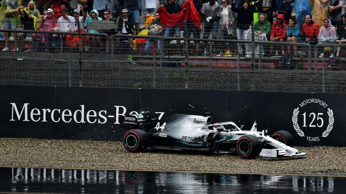 Hockenheimring: Lewis Hamilton