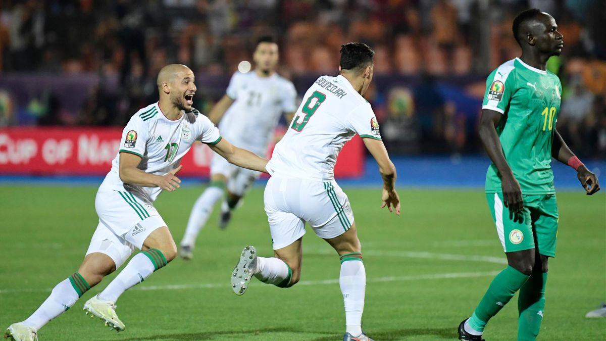 CAN 2019 - Sénégal- Algérie