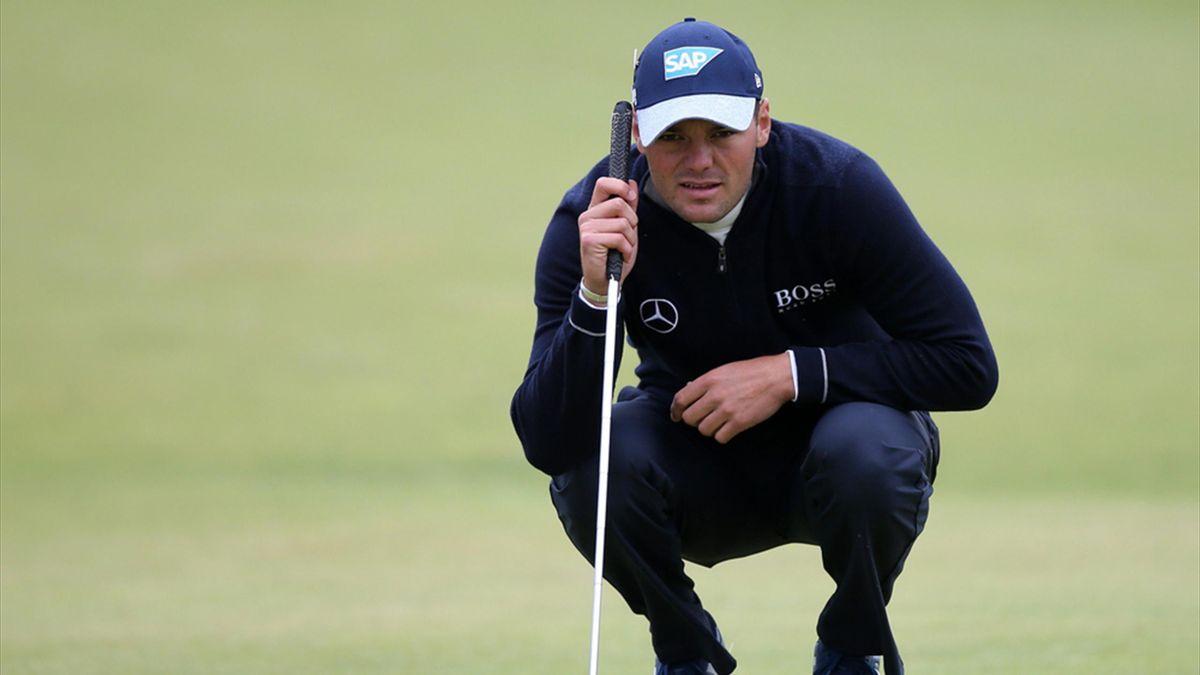 Martin Kaymer hat die Top 10 bei den British Open verpasst