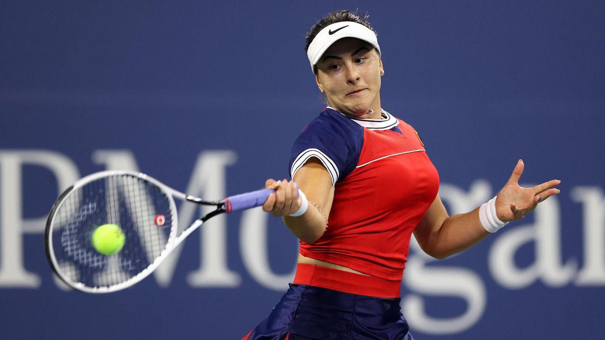 Bianca Andreescu | Tennis | Canada | ESP Player Feature (US Open 2021)