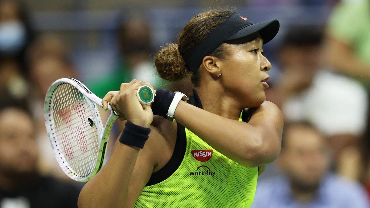 Naomi Osaka (US Open 2021)
