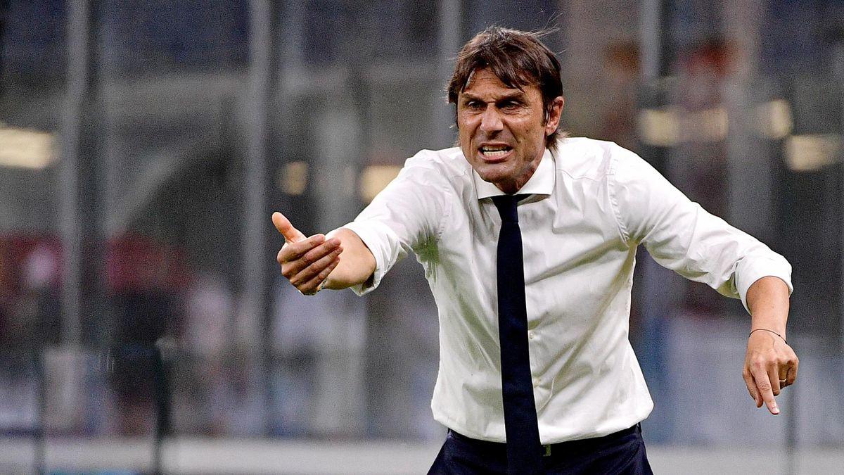 Antonio Conte, tehnicianul lui Inter