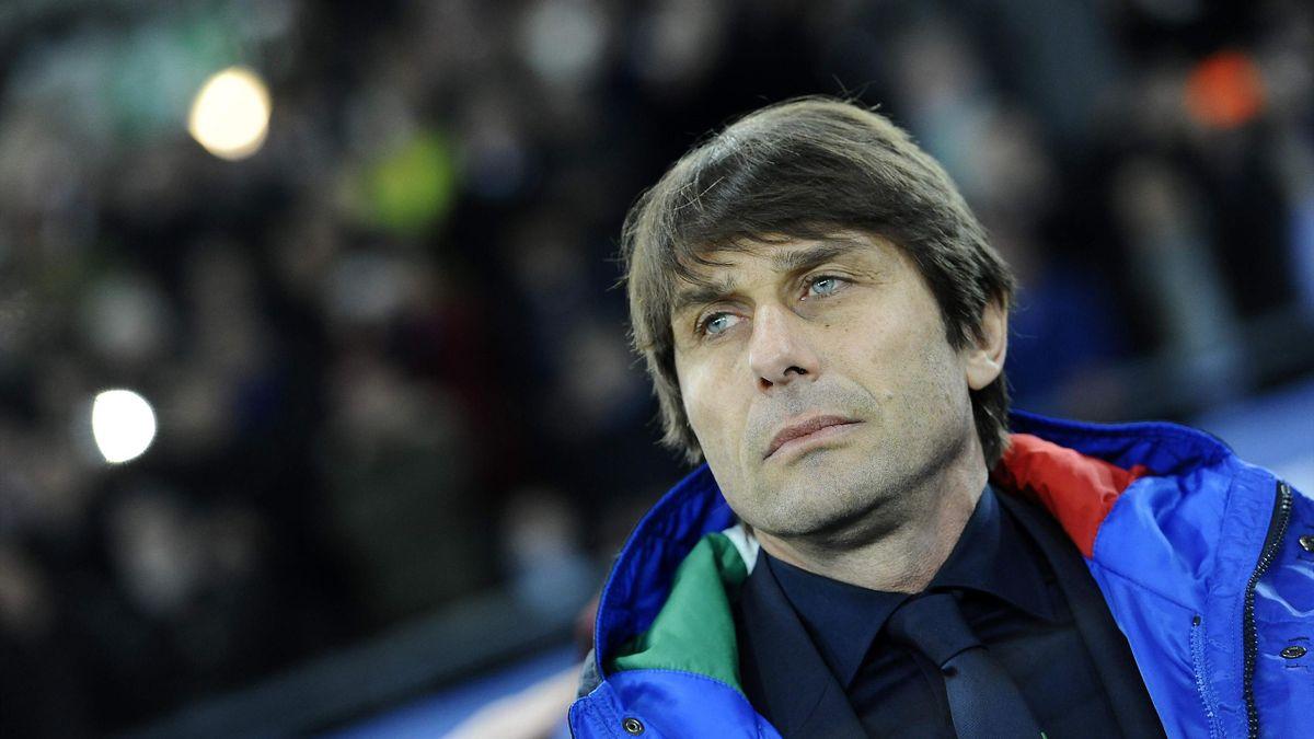 Antonio Conte Italia Spagna 2016