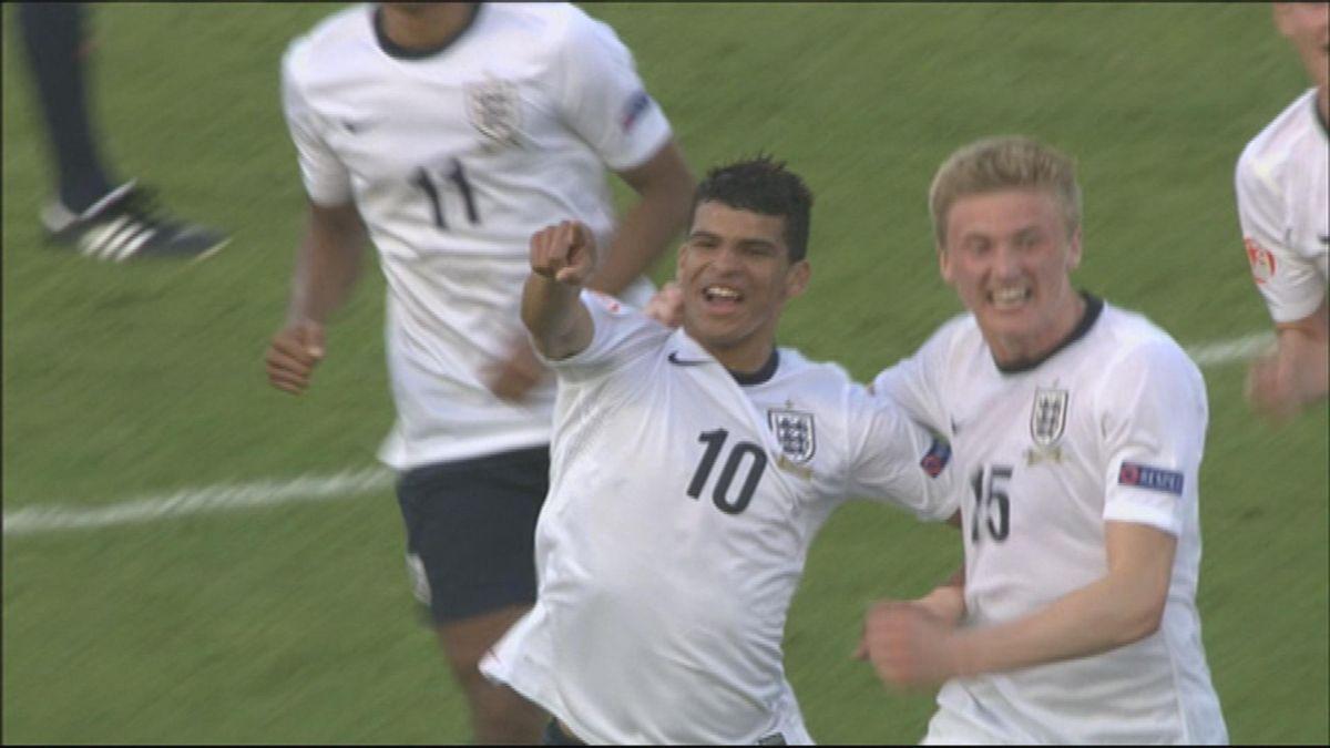 0522 UEFA U17 Championship final: Netherlands v England