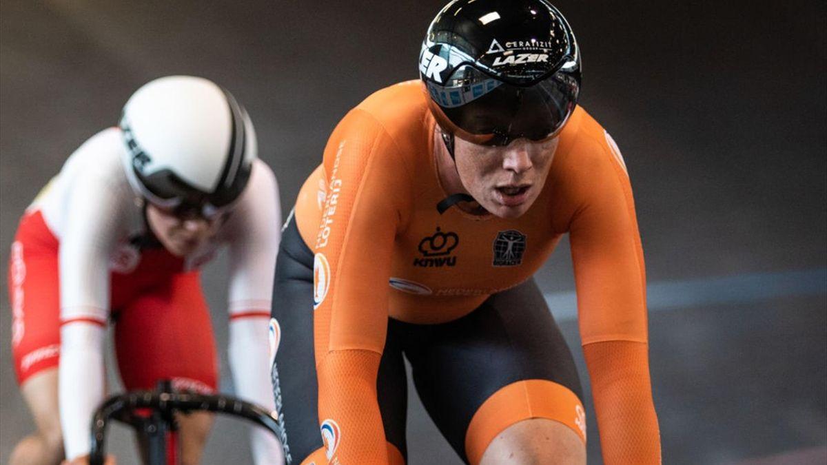 Kirsten Wild jaagt na acht wereldtitels nu op Olympisch succes.