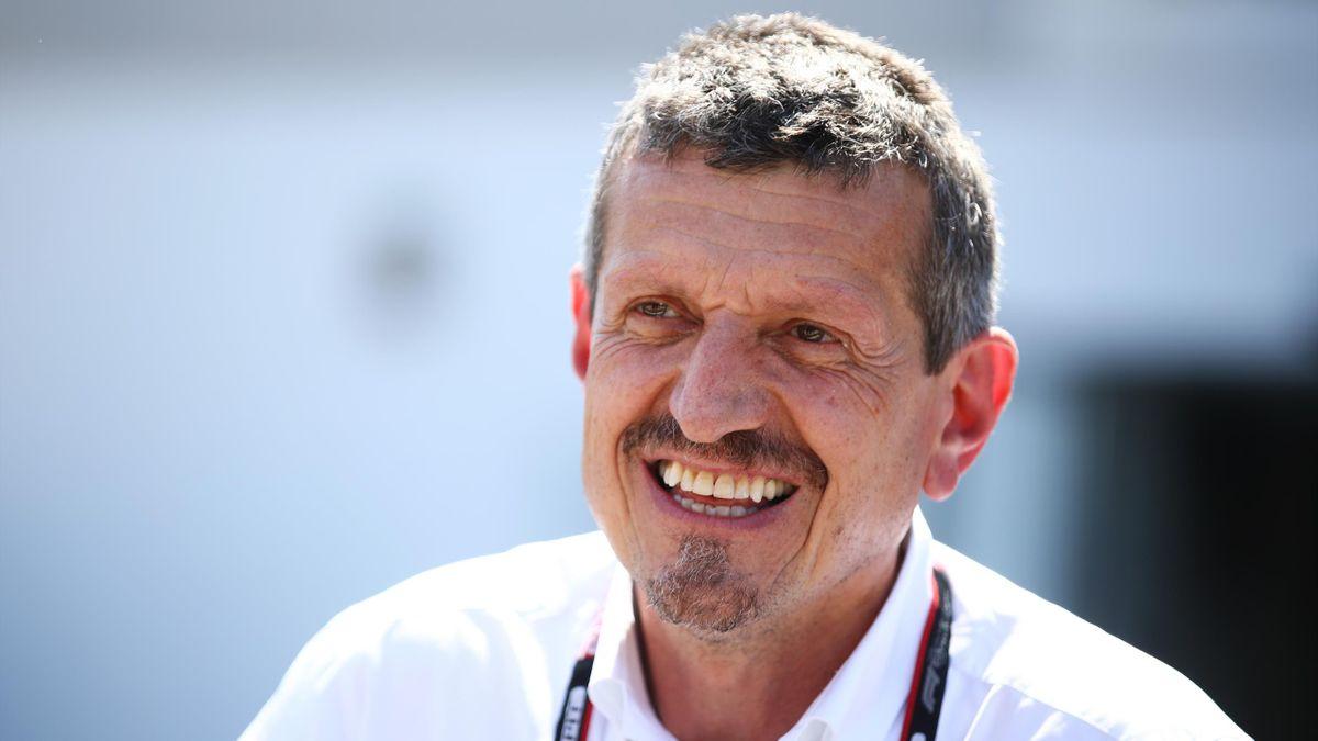 Günther Steiner leitet das Haas-Team seit 2014