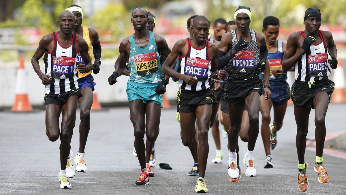 London Marathon - London - 24/4/16