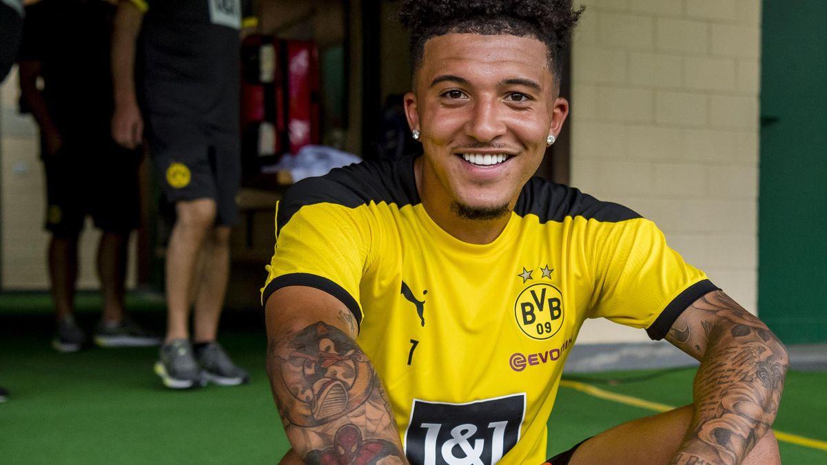 Jadon Sancho rămâne la Borussia Dortmund