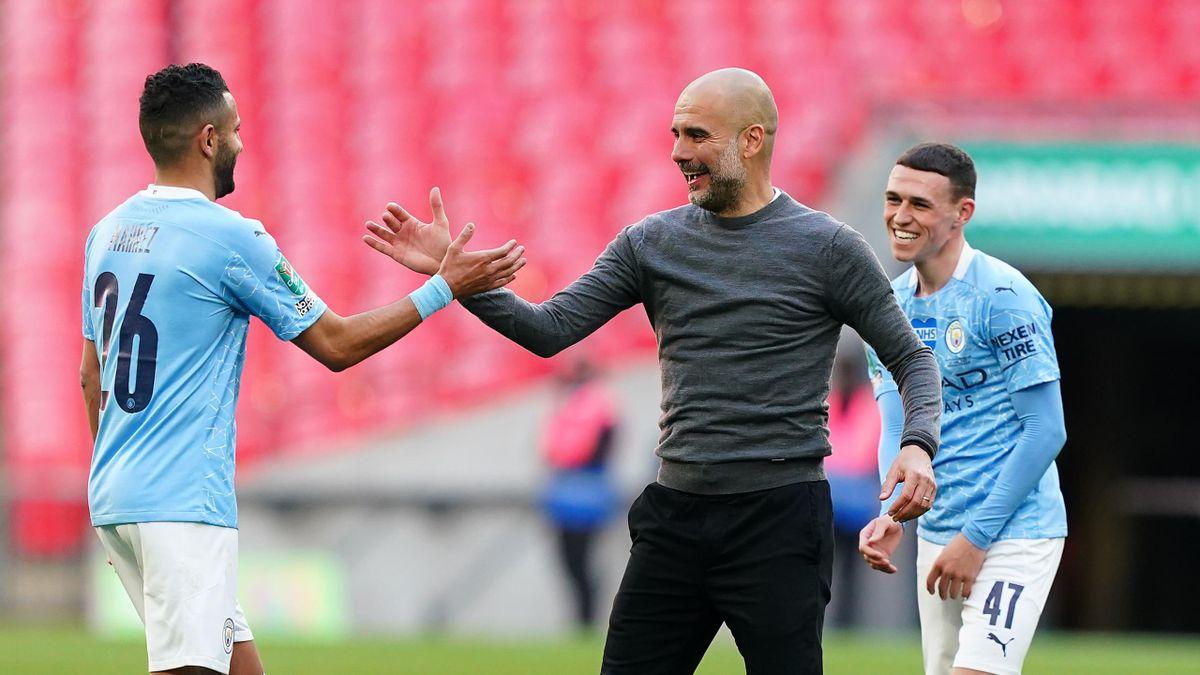 Pep Guardiola, force majeure du renouveau de Manchester City
