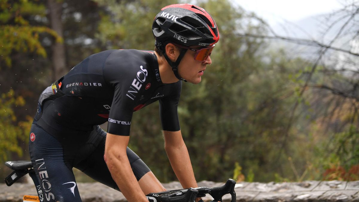 Pavel Sivakov (Ineos Grenadiers) sur la 1re étape sur le Tour 2020