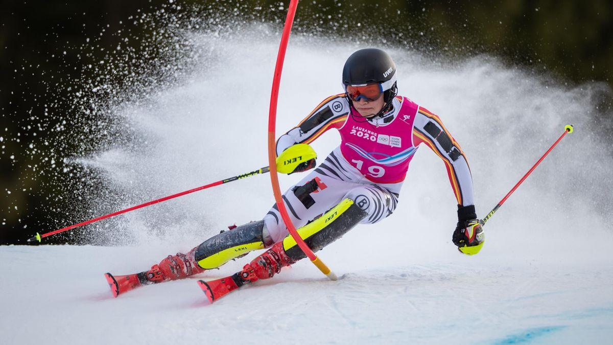 Lara Klein - Lausanne 2020 | Photo: IOC/OIS