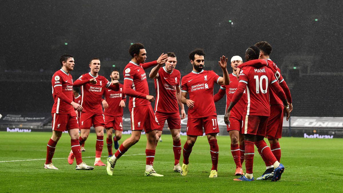 Le Liverpool de Mo Salah a battu Tottenham sur sa pelouse